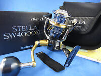 New Shimano Stella SW 4000 XG 4000XG Spinning Reel **1-3 DAYS FEDEX DELIVERY**