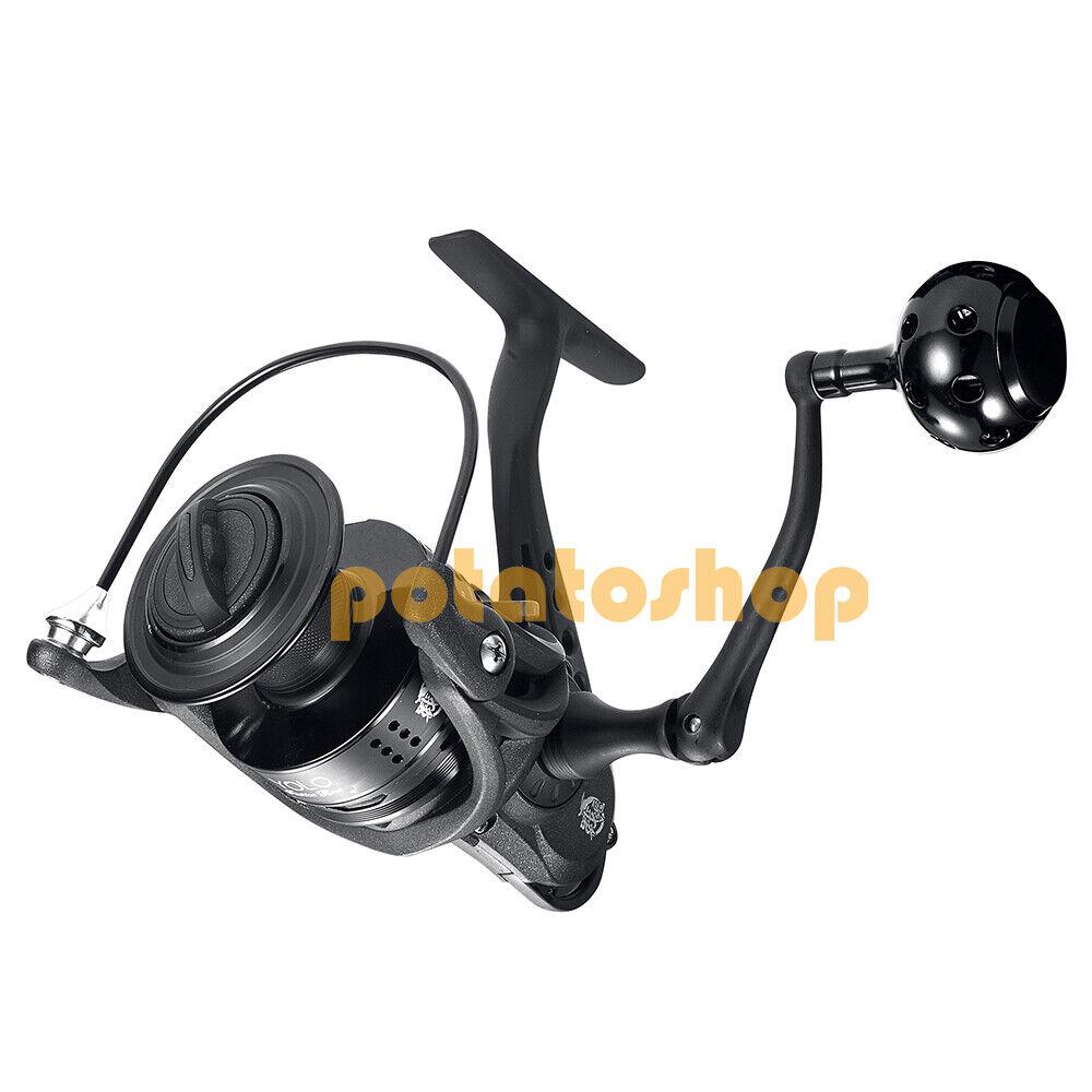 Fishing Spinning Reel 10+1BB Ultralight Aluminum Spool Trolling  Long Casting  best-selling