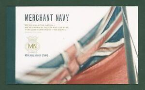 Grossbritannien-GB-2013-Prestige-Markenheft-174-Handelsmarine-Navy-Schiffe