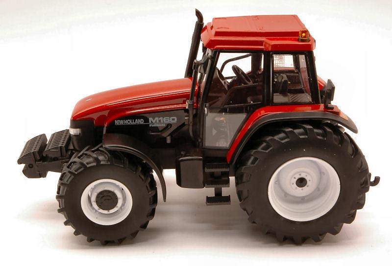 New Holland Fiatagri M160 Trattore Tractor 1 32 Model REPLICAGRI