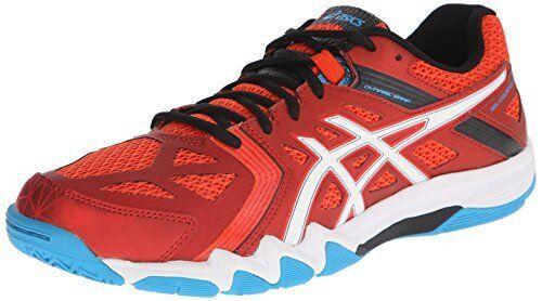 ASICS America Corporation Uomo Gel-Court Control Volleyball Shoe