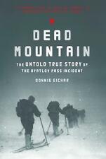EICHAR,DONNIE-DEAD MOUNTAIN (PPBK)  BOOK NEW