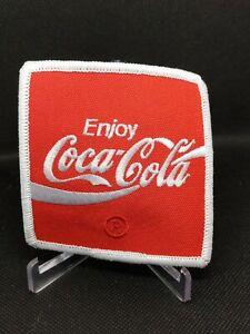 Vintage Coca Cola Uniform Patch