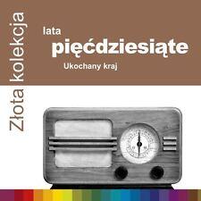 CD LATA PIĘĆDZIESIĄTE 50. Złota kolekcja