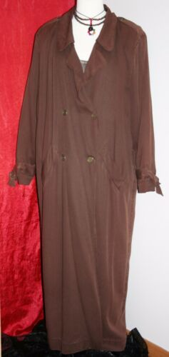 80's '80 Tencel 50 50 originale anni Coat Original Vintage Tencel da Coat 1wRq8BgO