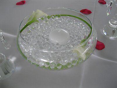 14g ROUND DECO BEADS WATER STORING GEL CRYSTALS PEARLS (original vase filler gel