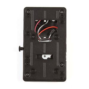 V-mount-V-lock-D-Tap-BP-Battery-Plate-Adapter-for-Sony-DSLR-Camera-Power-Supply
