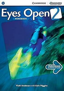 Eyes-Open-Level-2-Workbook-with-Online-Practice-Anderson-Vicki-New-Book