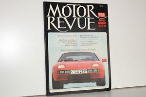 Licoln Conti GüNstigster Preis Von Unserer Website Porsche 928 Streng Auto Motor Sport Motor Revue Jahresausgabe 1977/78