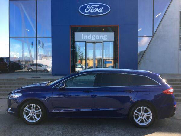 Ford Mondeo 2,0 TDCi 150 Titanium stc. aut. - billede 1