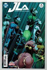 JUSTICE LEAGUE of AMERICA #10 - JOHN ROMITA JR VARIANT COVER - DC COMICS/2016