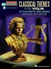 Violin Easy Instrumental Play-Along: Classical Themes by Hal Leonard Corporation (Paperback, 2014)