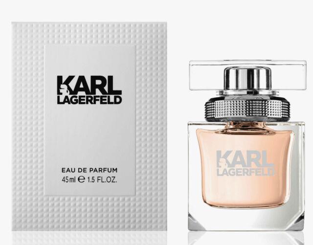 KARL LAGERFELD Eau de Parfum 1.5 oz / 45 ml for Women NIB sealed