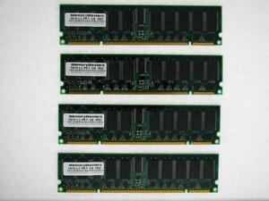 Aimable Mem-lc-pkt-128 128mb 4x32mb Mémoire Cisco 12000