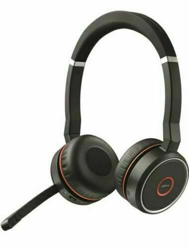 Jabra 100 98510000 02 Wireless Bluetooth Headset Black For Sale Online Ebay