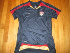 NIKE NIKE-FIT AUTHENTIC TEAM USA WOMEN'S SOCCER JERSEY SIZE M 8-10