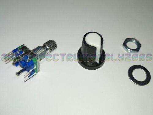 ROTARY ENCODER 5 pin with Knob Top Clickable Switch Arduino Raspi LinuxCNC  GOTEK