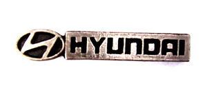 HYUNDAI SCHRIFTZUG Pins dezent & edel 1173 AUTO Pin
