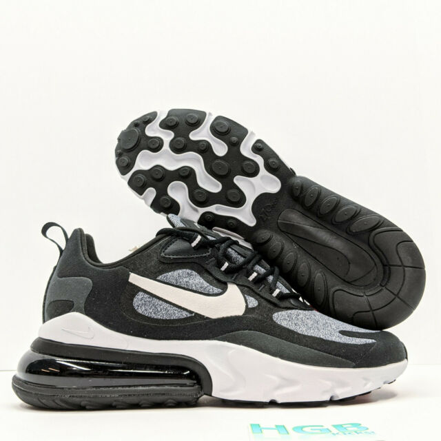 Nike Air Max 270 React Mens Running Shoes Ao4971 001 Size 12 For Sale Online Ebay