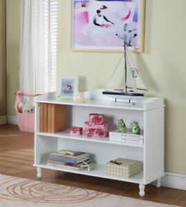 Book Shelf Organizer For Kids Bedroom Children 2 Shelves Bookcase Toy  Storage