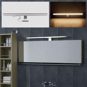 Details zu LED Badezimmer Beleuchtung Bad Spiegel-Leuchte Aufbau-Lampe IP44  Schminklicht 8W