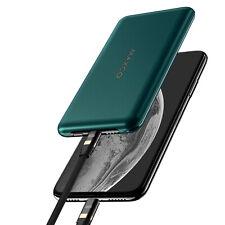 Maxco 18W PD QC Aviation Aluminium Matt 10000mAh Power Bank for Mobile Phone
