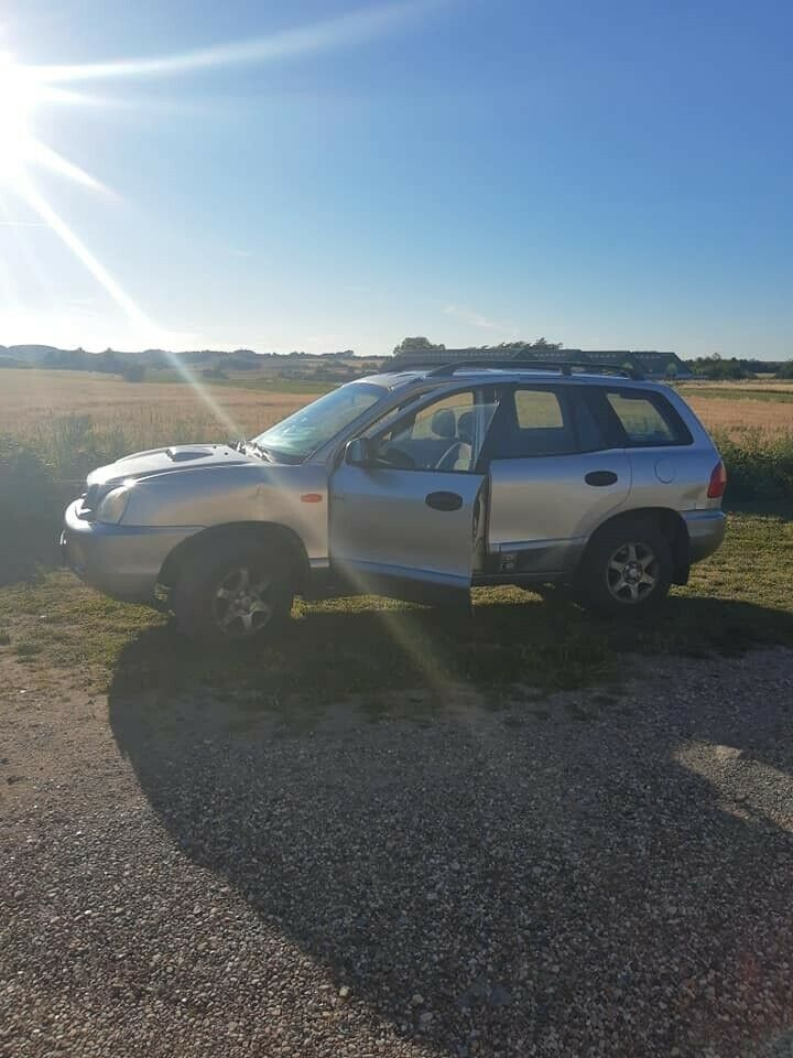 Hyundai, Santa Fe, 2,0 CRDi Van