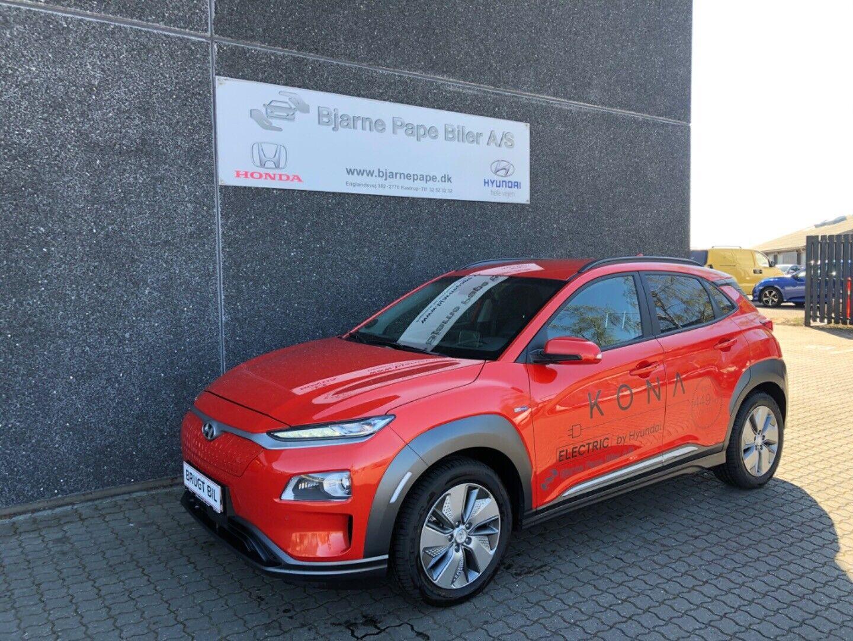 Hyundai Kona  EV Premium 5d - 329.900 kr.