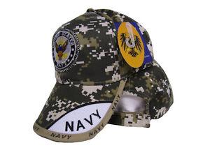 100% De Qualité États-unis Marine Vert Acu Camouflage Ombre Baseball Style Chapeau ( Ruf ) 50% De RéDuction