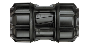 """1/"""" 9144 Water Main Connector Philmac Metric//Imperial Joiner POL x POL 32mm"""