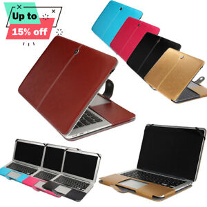 Leather-Case-Cover-Laptop-Protector-For-15-4-039-039-Apple-Macbook-Pro-Retina-15-inch