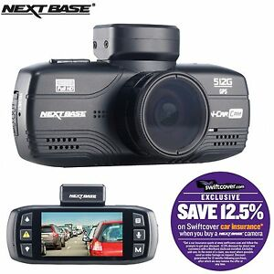 Nextbase-512G-Car-Dash-Dashboard-Video-Camera-2-7-034-1080P-HD-DVR-Cam-Anti-Glare