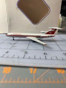 Aeroclassics-Interflug-Airlines-Tupolev-TU-154M-1-400-Scale-Diecast-Model