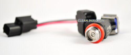 Honda Civic Accord TSX K24 RDX 450cc Fuel Injectors adapters K series SI k24z3