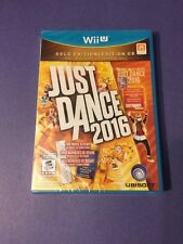 Just Dance 2016 *Gold Edition* (Wii U) NEW