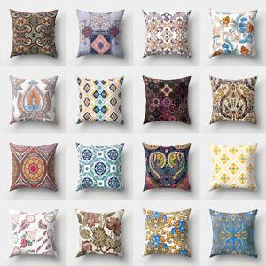 Am-KF-45x45cm-Colorful-Symmetrical-Dream-Catcher-Pillowcase-Cushion-Cover-Home