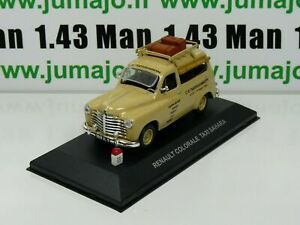 BR25D-1-43-BRUMM-boite-rigide-RENAULT-Colorale-Taxi-Sahara