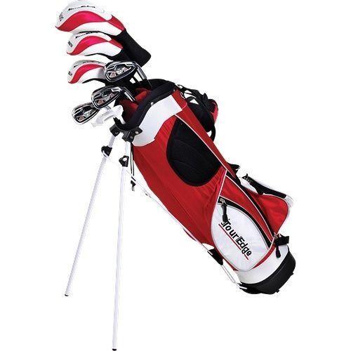 Tour Edge JJSRGJ52912 Mixed Clubs Golf Club