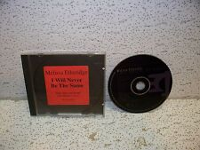 Melissa Etheridge I Will Never Be The Same Promo CD Single Compact Disc RARE
