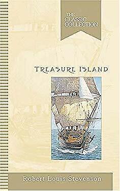 Treasure Island by Stevenson, Robert Louis-ExLibrary