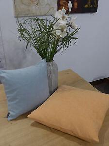 Details Zu Kissen Belluno Avelino Kissenhülle Füllung Viele Farben 40x40 50x50 60x60