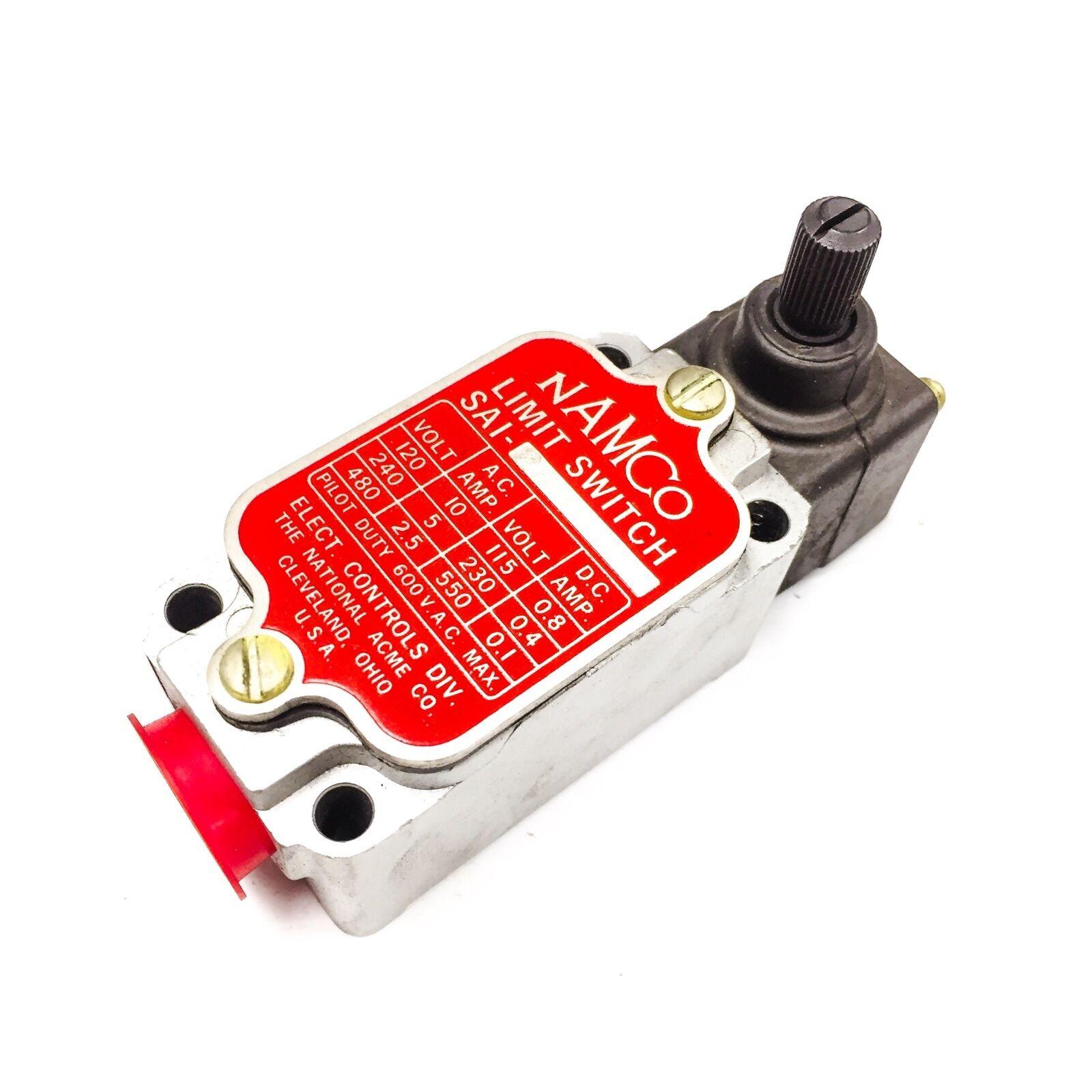 SA1-2 Namco Limit Switch, EA550-0025