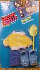 Snoopy & Belle Sport Tennis Fancy Fashion 1594 Knickerbocker Vintage