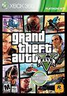 Grand Theft Auto V - Complete - GTA 5 - GTAV - Microsoft Xbox 360