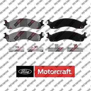 Motorcraft BR-48C Brake Pad Set Front For Ford E-350 E-450 Super Duty
