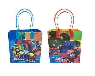 24 bags TRANSFORMER Boy Birthday Candy Goody Gift Bag Party Favors Disney Mickey