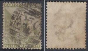 Marque Populaire * Cape Of Good Hope * Sg. 56, 1882, Hope, Utilisé