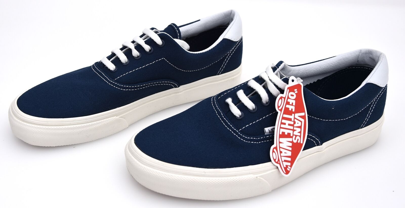 VANS MAN baskets chaussures CASUAL FREE TIME CANVAS CODE ERA 59 VN-0 ZMSF64