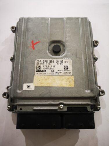 MERCEDES Motorsteuergerät E550 CLS550 S550 ECM ENGINE CONTROL MODULE A2789001000