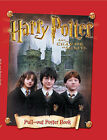 Harry Potter and the Chamber of Secrets: Pull-out Poster Book by J. K. Rowling (Hardback, 2002)